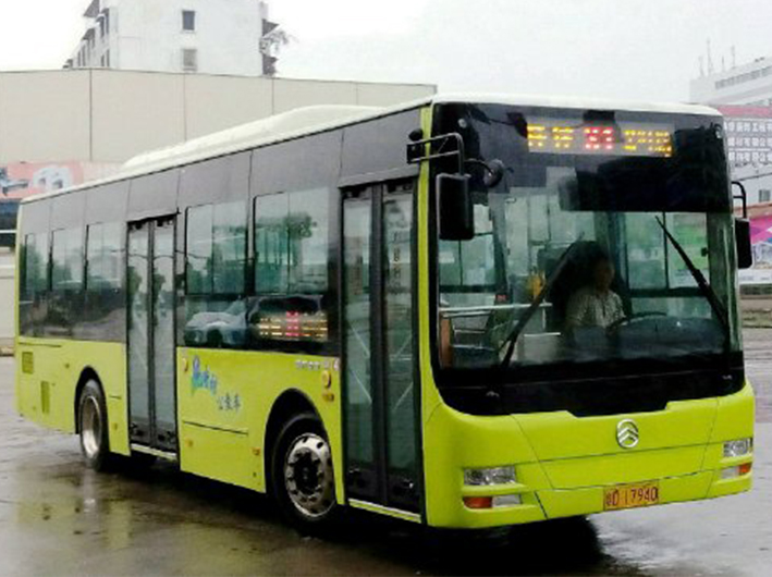 汕头公交车身广