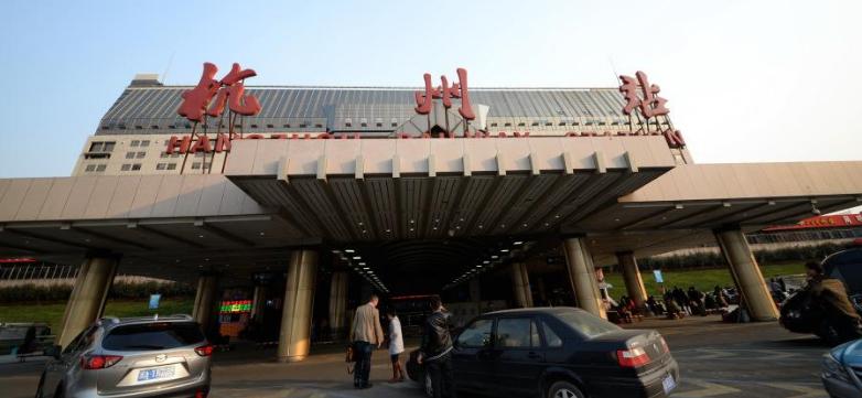 浙江高铁杭州站