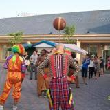群星艺术团-小丑滑稽表演
