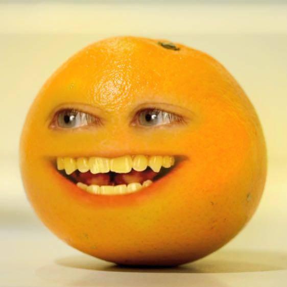 橙子君爱吐槽