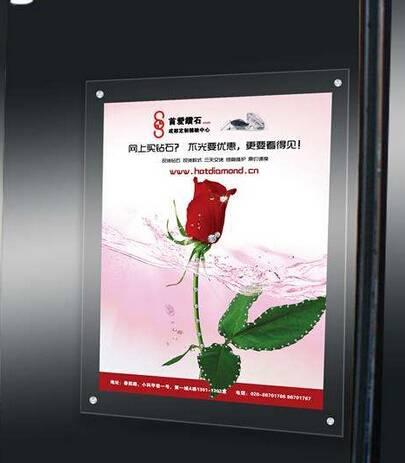 中山电梯广告(100框起投)