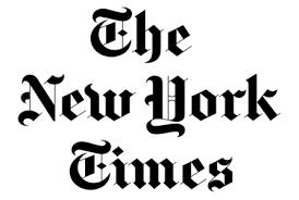 NewYork Times 纽约时报