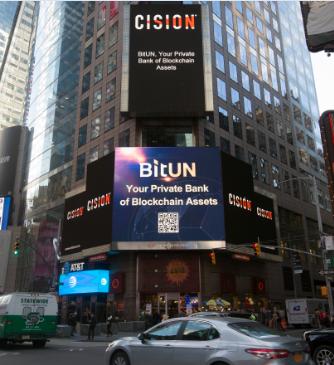 美国纽约 时代广场大屏 路透屏 纳斯达克大屏Nasdaq 户外大屏 世界第一屏 品牌展示