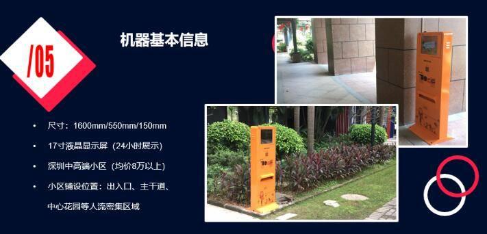 深圳小区液晶屏户外广告