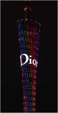 广州塔LED广告1天