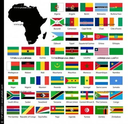 整个非洲【多语种500+】