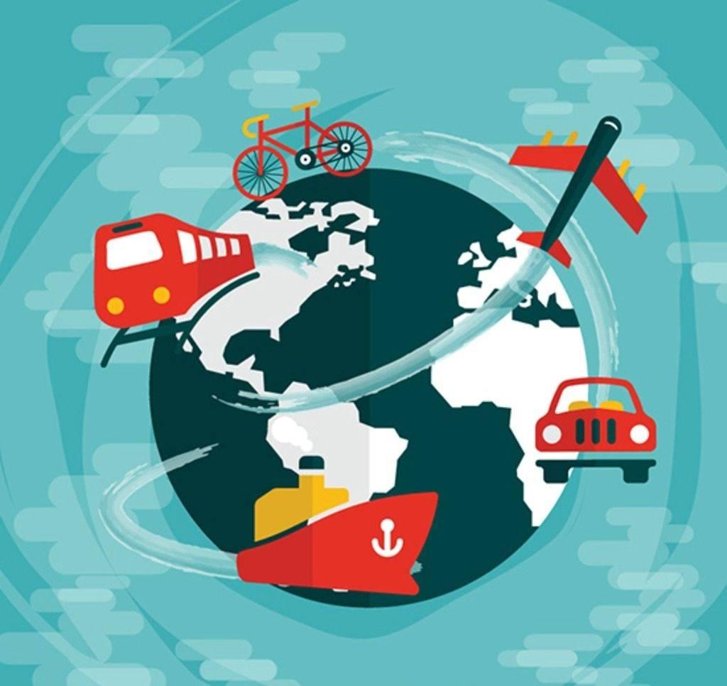 环球旅行志