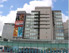上海静安区户外大牌广告(3号位)