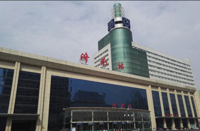 山东高铁济南站LED大屏二楼候车室(1块)