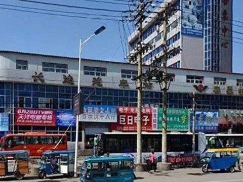 海阳路长途汽车站售票窗口LED屏(5秒  60次/天  一周)