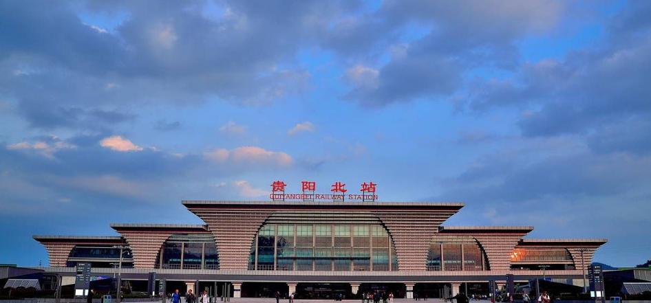 贵州高铁贵阳北站LED大屏西进站大厅(1块)