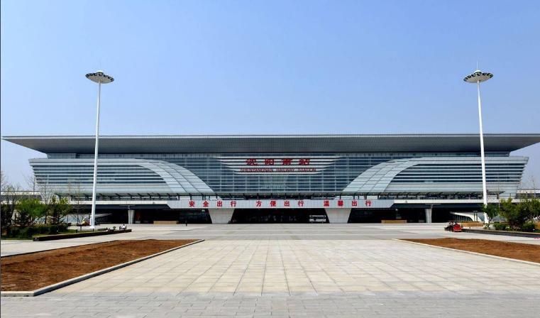 辽宁高铁沈阳南站LED大屏候车闸机口(2块)