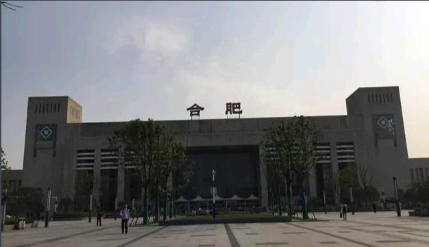 安徽高铁合肥站LED大屏候车大厅检票口(2块)