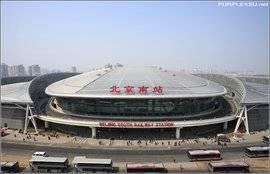北京南站高铁站候车厅56寸LCD显示屏广告(56面)