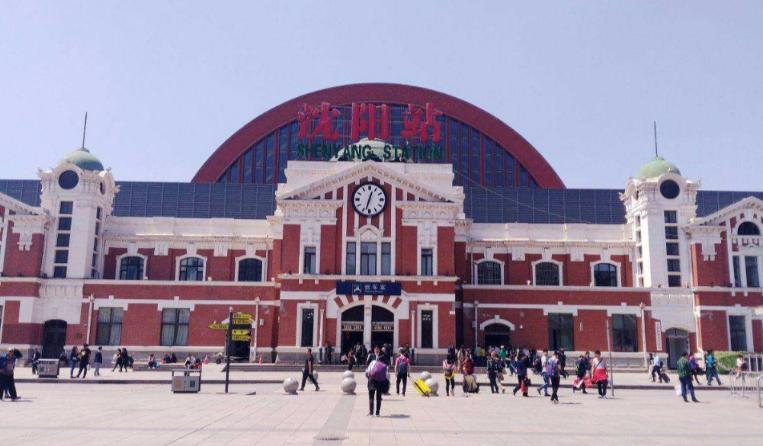 辽宁高铁沈阳站LED大屏东广场进站安检口(2块)