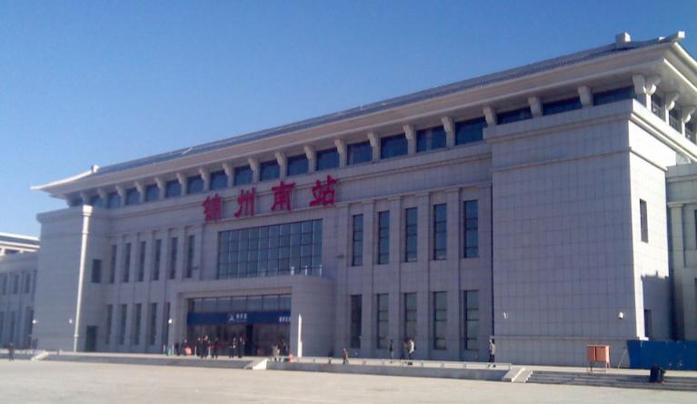 辽宁高铁锦州南站LED大屏二楼候车大厅(2块)