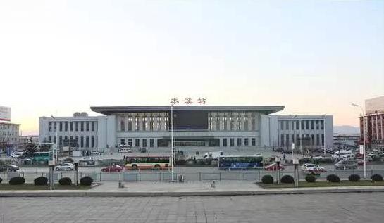 辽宁高铁本溪站(5A级景区)LED大屏一楼候车大厅进站安检口(1块)