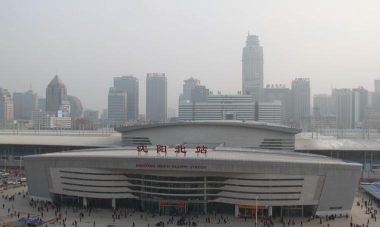 辽宁高铁沈阳北站LED大屏候车大厅(1块)