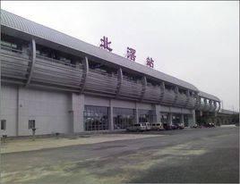 北滘站高铁站105吋LED显示屏广告(4面)