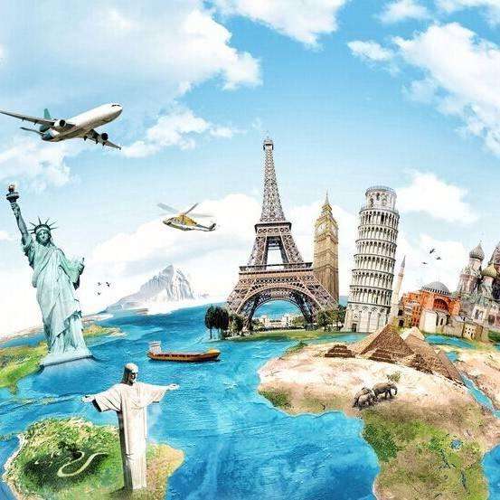 旅行出游手册