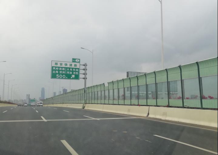 G72泉南高速柳南段三岸至南宁东LQ14户外广告牌