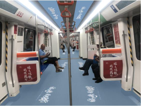 乌鲁木齐地铁品牌包车广告(4周)