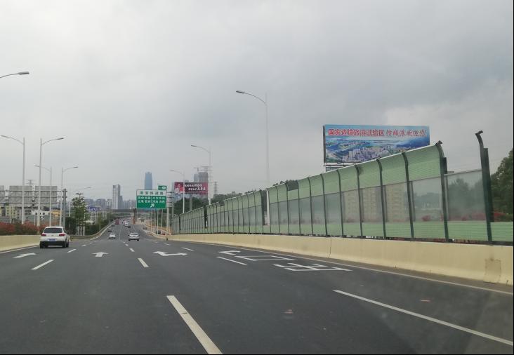 G72泉南高速柳南段三岸至南宁东LQ10户外广告牌