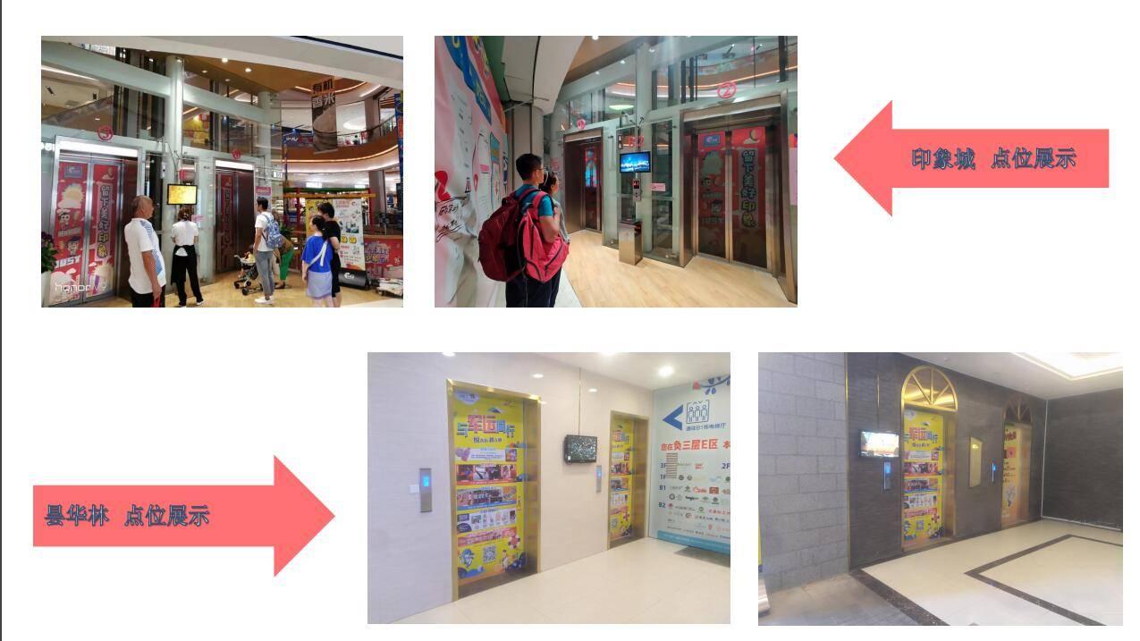 武汉电梯裸眼3D广告屏