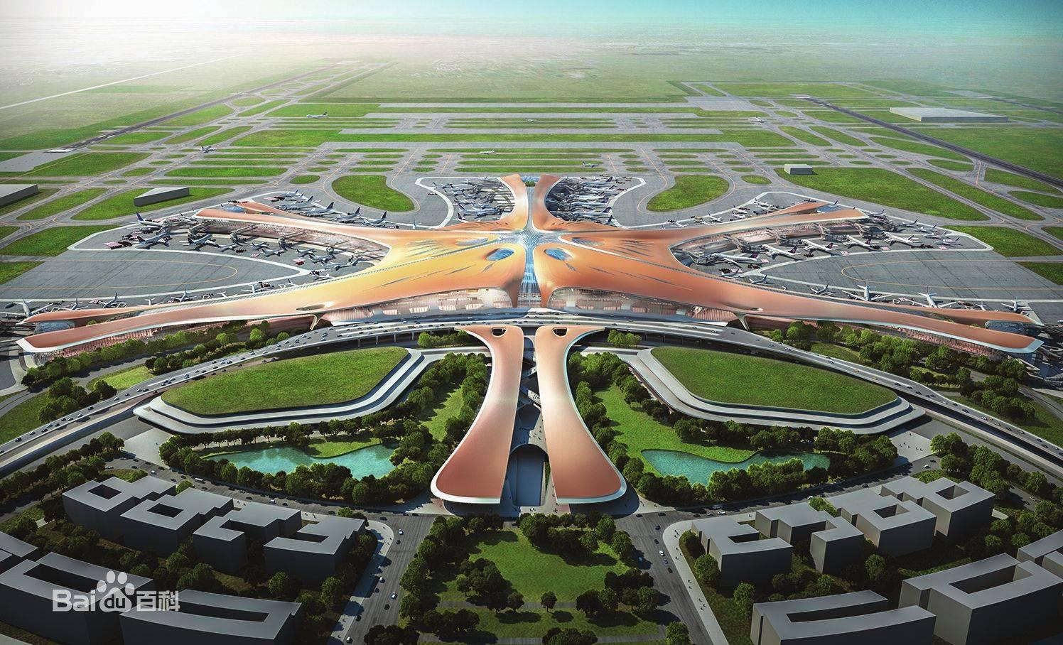北京大兴机场综合停车楼广告位推广