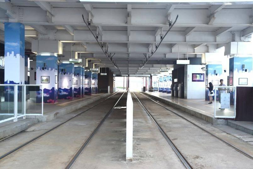 广州有轨电车-主题车站推广(广州塔站、万胜围站)