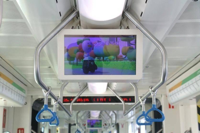 广州有轨电车-全线路运营列车及车站视频(180秒/次)