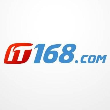 IT168网站首页文字链