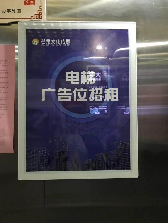 温州乐清市小区电梯框架