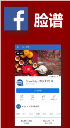 中国日报脸谱广告
