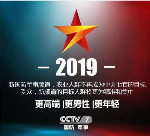 CCTV-7国防军事2020年广告价格