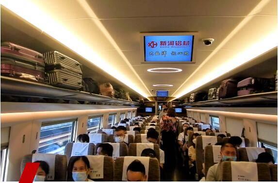 高铁列车电视2021年广告特惠,高铁视频广告代理