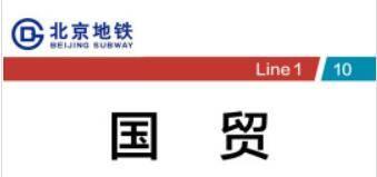 北京地铁广告_地铁国贸站1号线品牌通道广告国贸站地铁灯箱广告