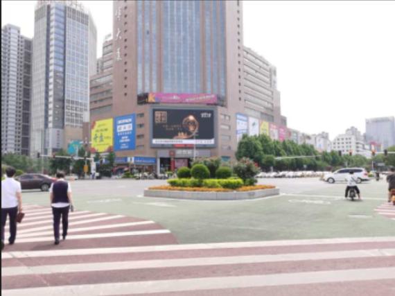 唐山世博广场户外LED大屏广告价格-唐山市地标媒体