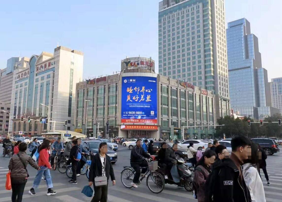 石家庄新天地LED广告大屏多少钱