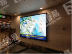 厦门机场T3国内出发厅灯箱广告(一年)