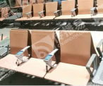 南京禄口机场智能座椅扶手充电设备电子屏广告