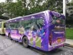 公交车身广告-顺德